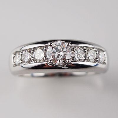 [ ] ダイヤモンドリング